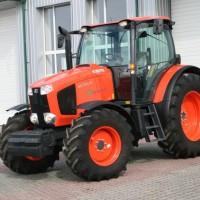 Нові трактори Кубота для саду та присадибних ділянок