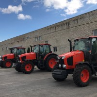Компанія Агростатус почала офіційні поставки нових Японських тракторів Kubota в Україні!